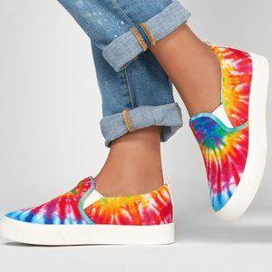 Skechers Street Poppy Sneakers Hippy Hype Tie Dye